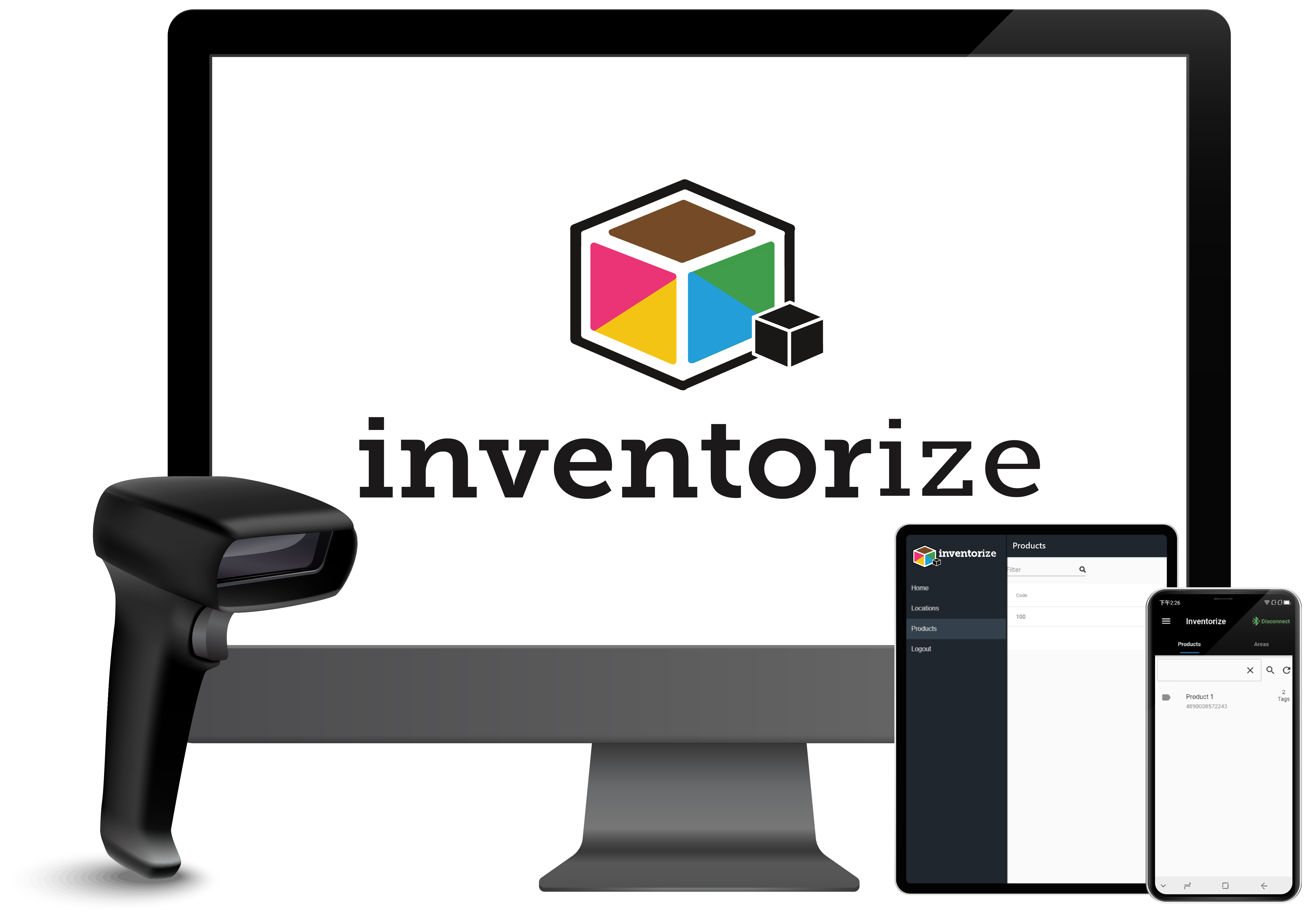 Inventorize - by ThinkRetail